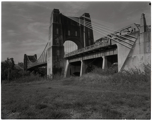 Walter taylor bridge in 1966