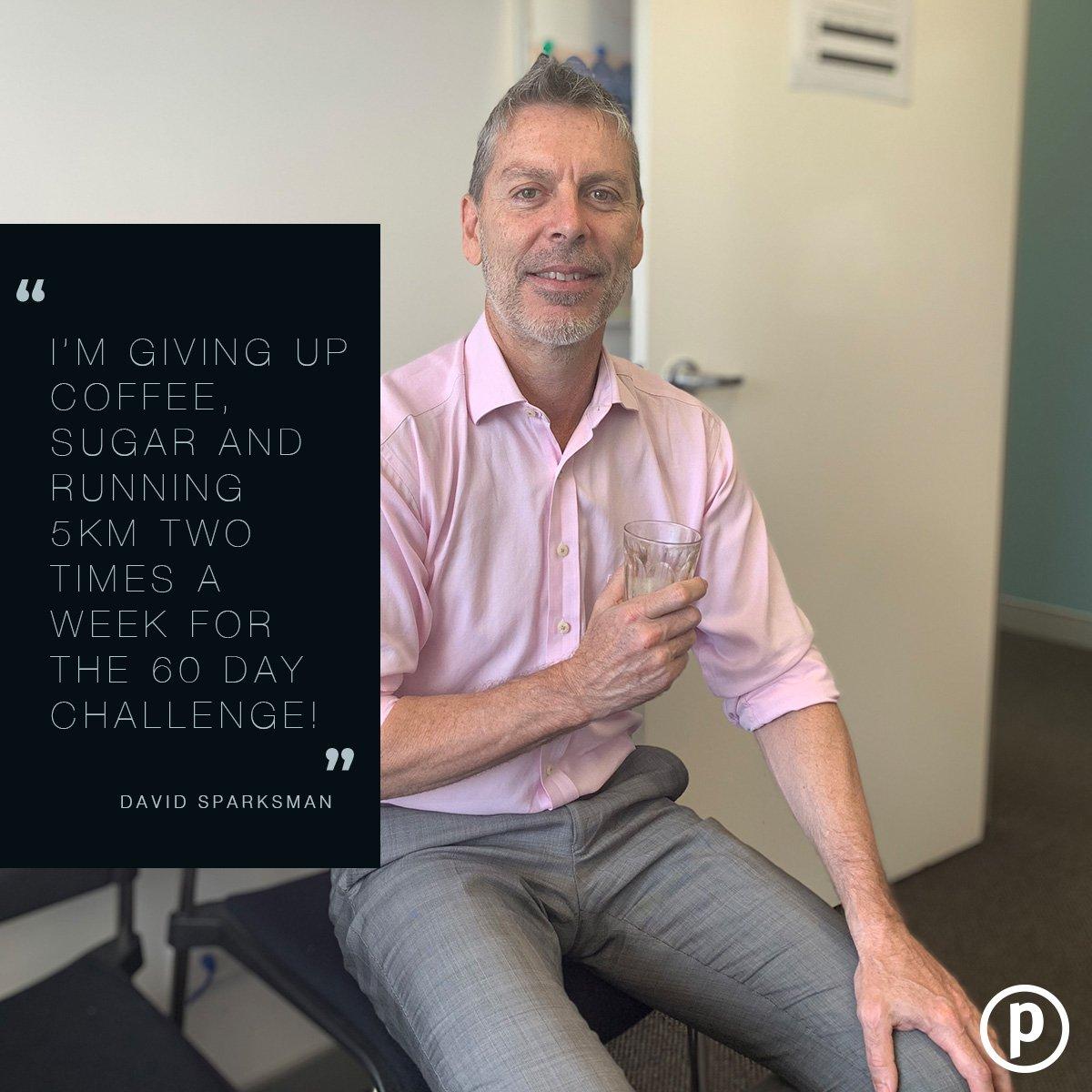 60 Day Challenge Pledge by David Sparksman