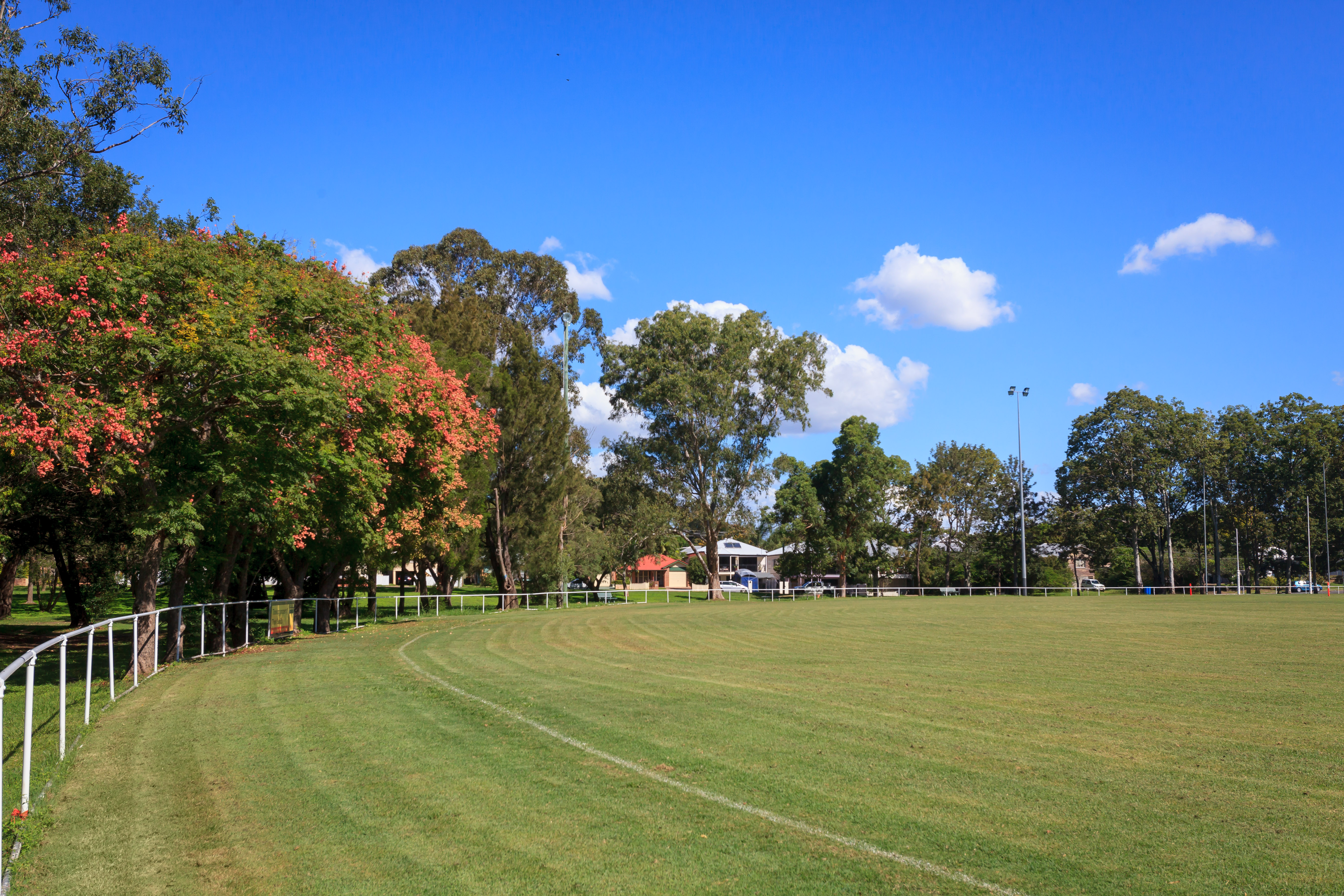 Chelmer AFL Oval
