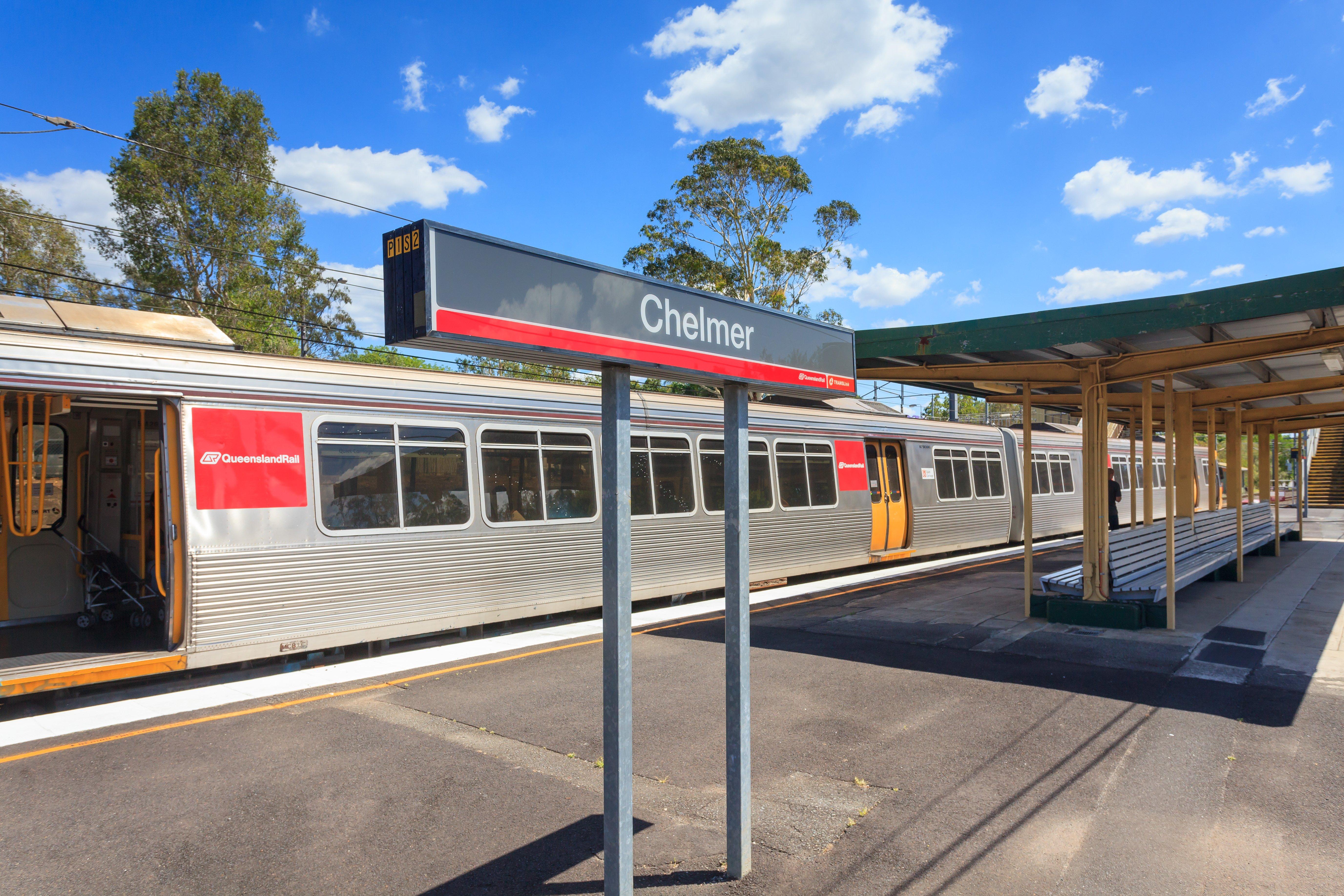 Chelmer Train station