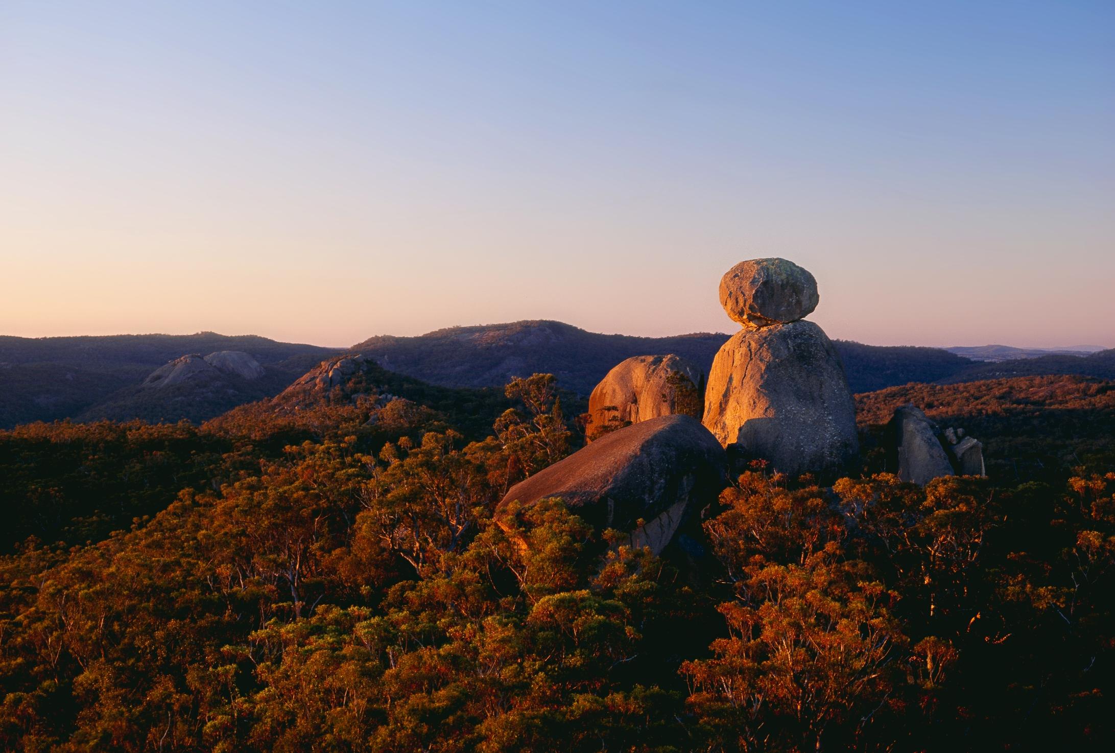 Girraween_National_Park_Granite