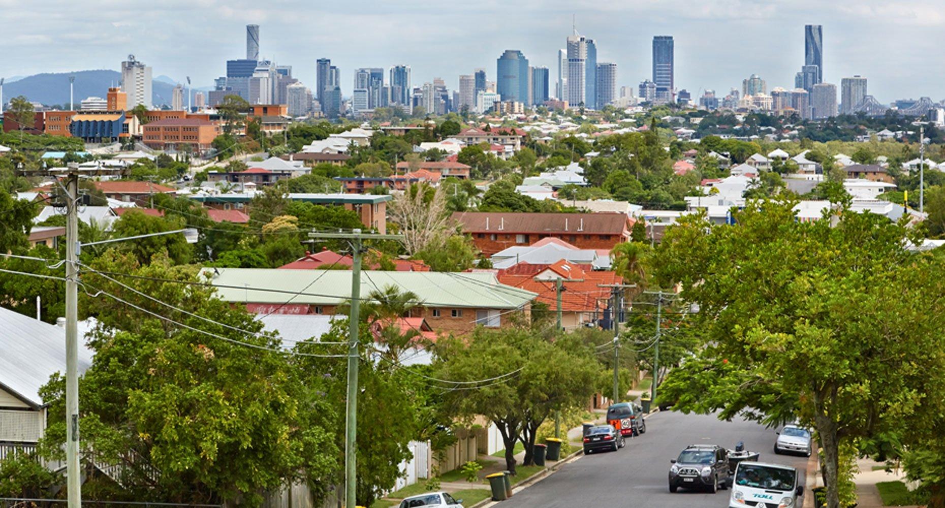 city views of Brisbane