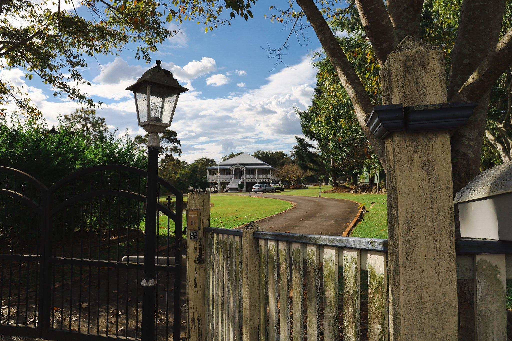 A Gumdale, farmstyle home