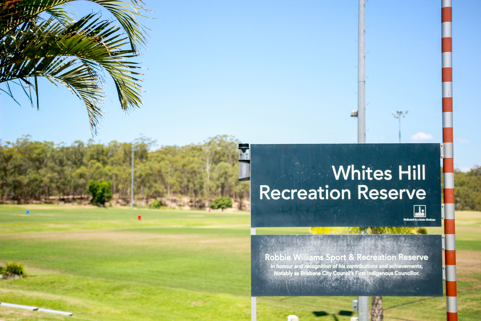 Whites Hill recreation reserve