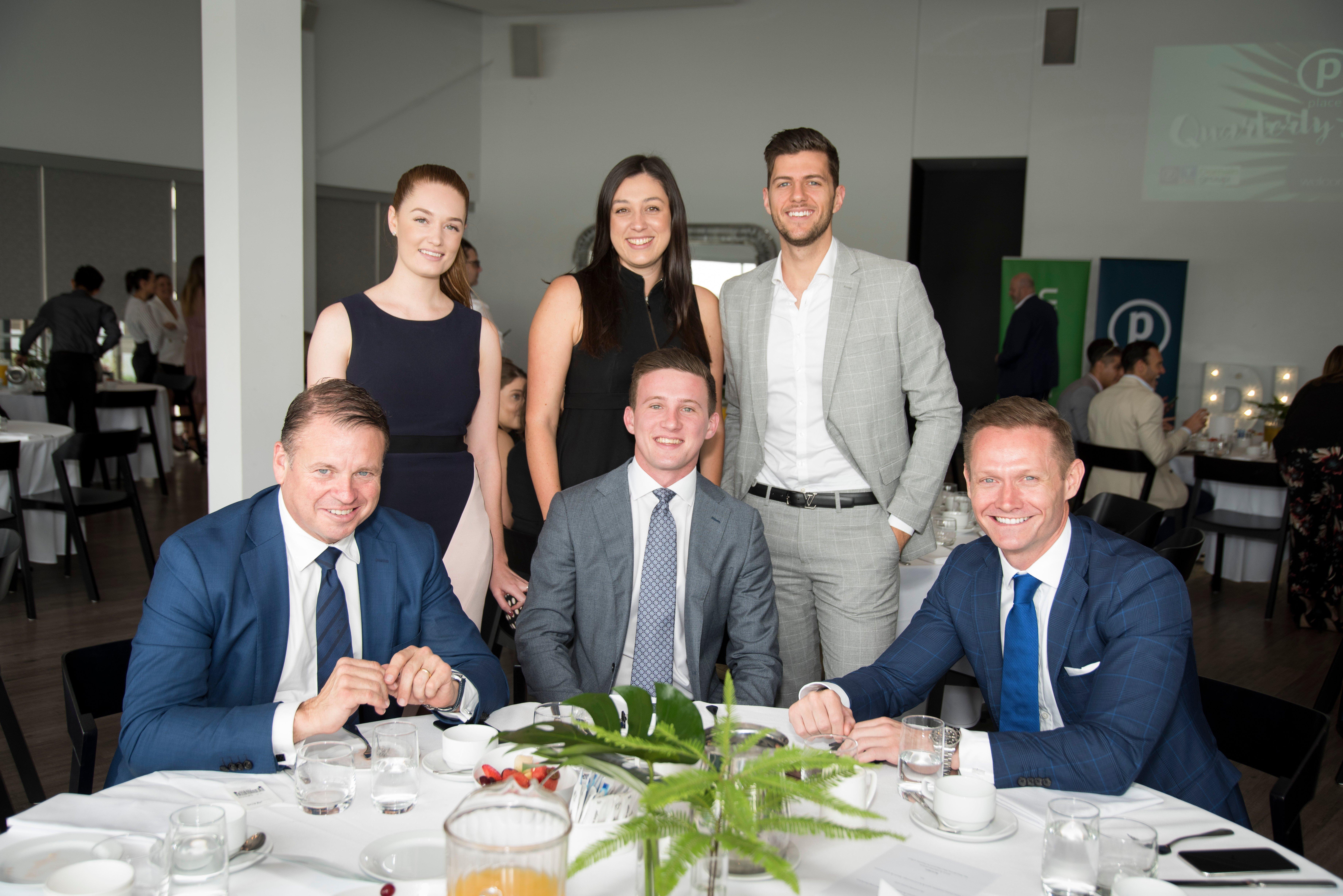 Place Estate Agents Team Photo