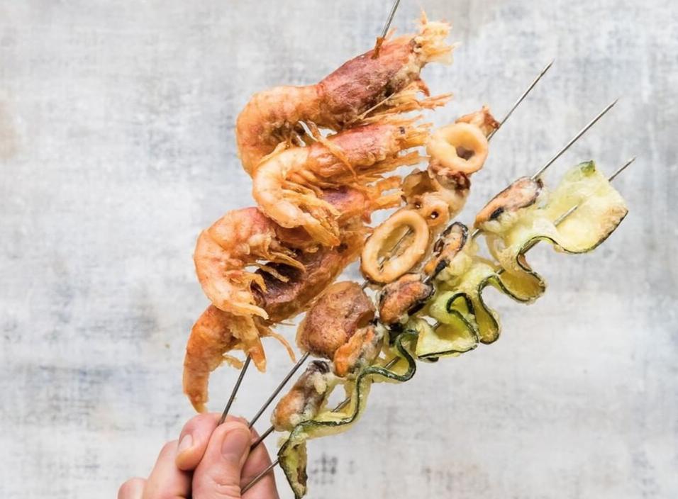 Greca Restaurant Greek seafood