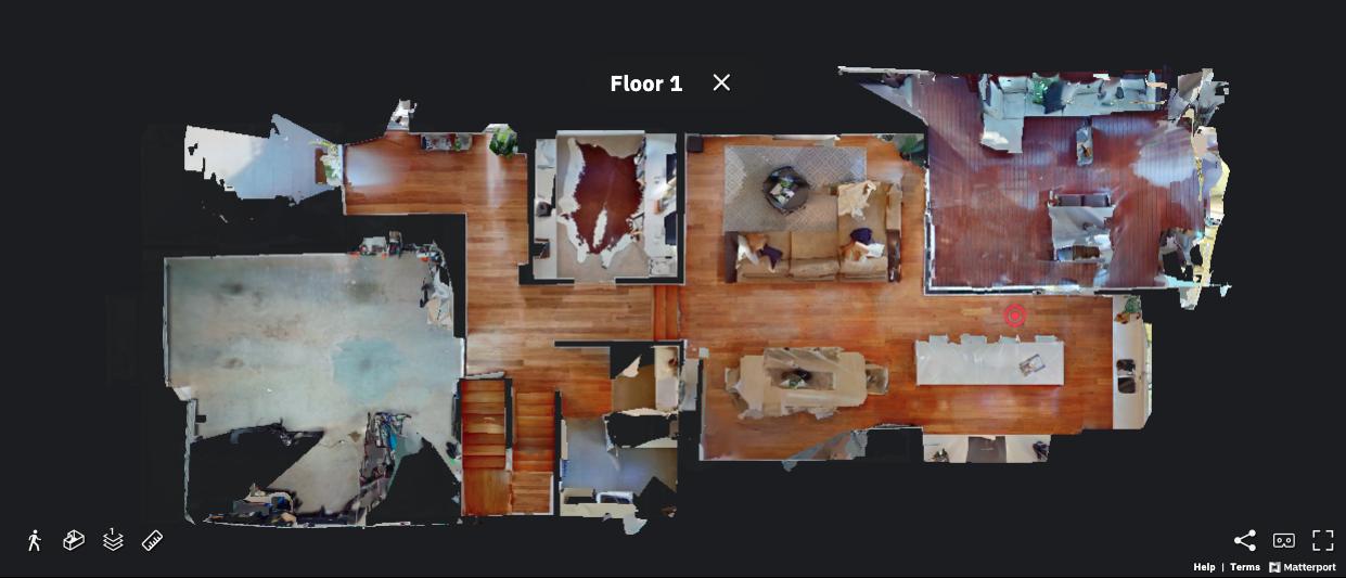 Doll House View - Matterport