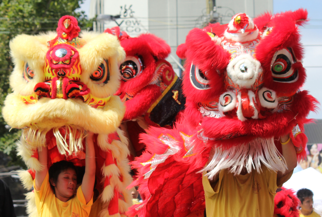 chinese new year, sunnybank, brisbane