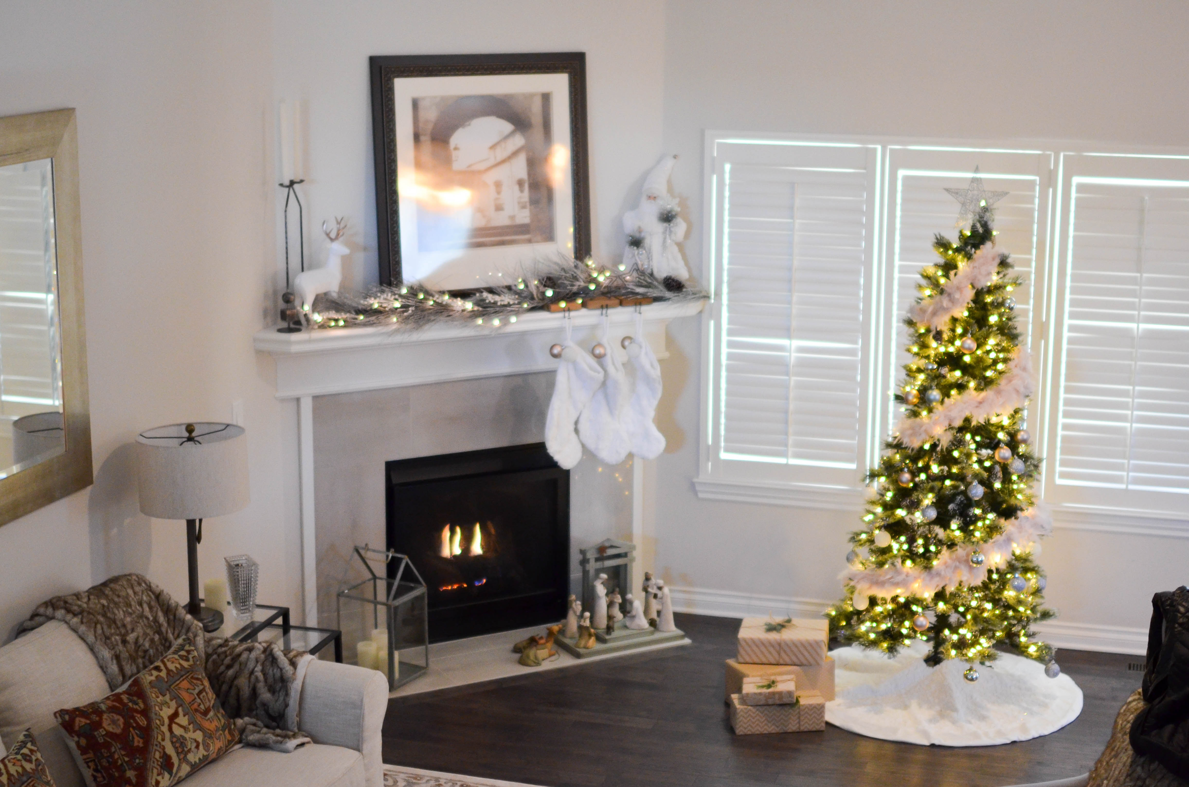 christmas time declutter