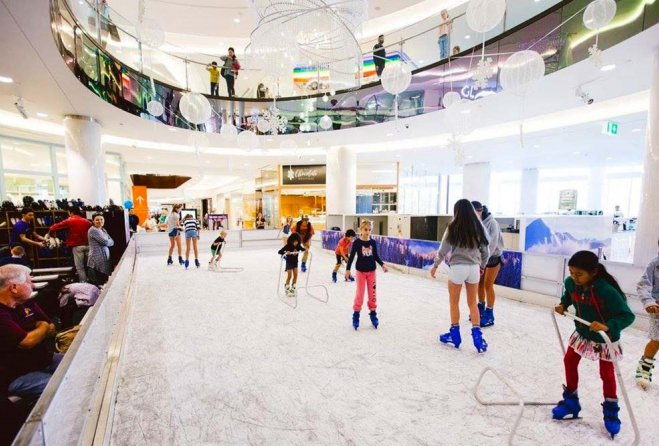 indooroopilly ice skating