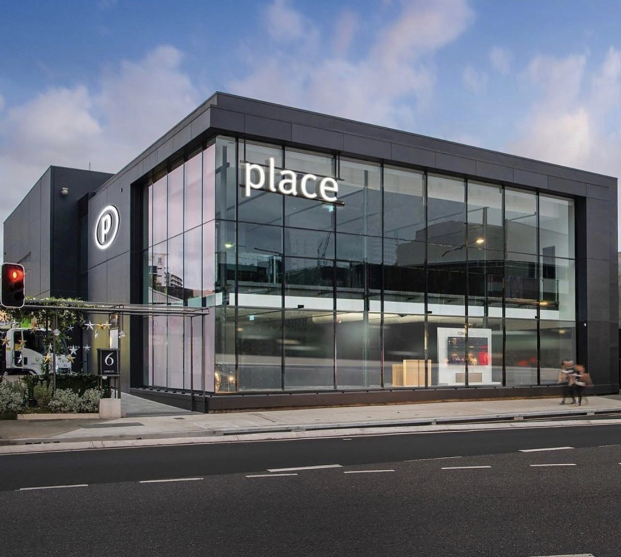 Place's new James Street office