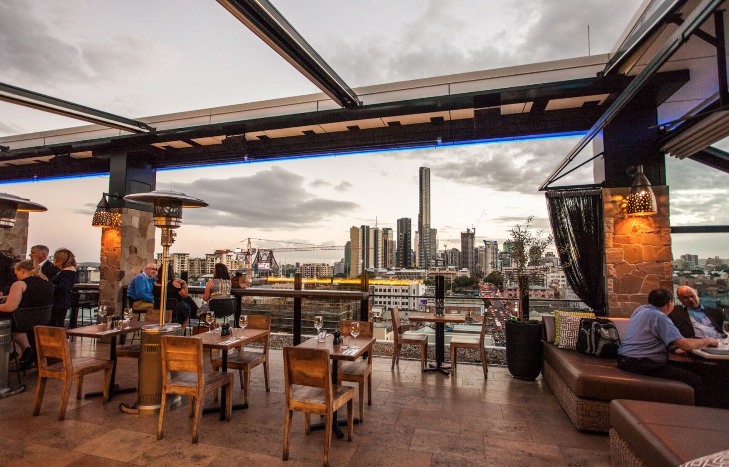 Photo Credit:  Eleven Rooftop Bar