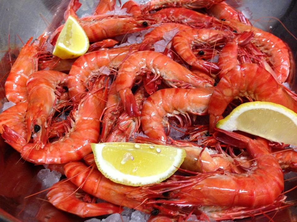 Don't these look delicious? (Image: Riverside Seafood Cafe)