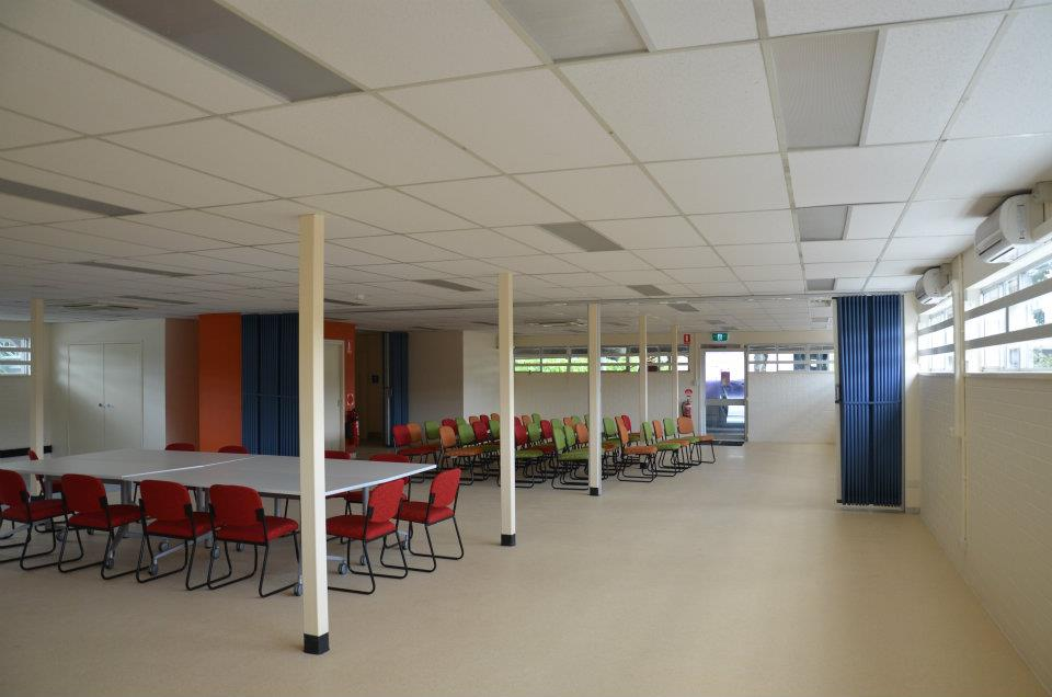 Inside the hub. Image: Centenary Community Connections